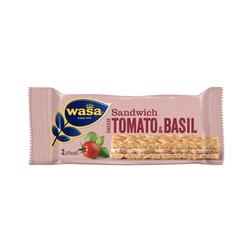 Wasa Sandwich Ost, Tomat & Basilika