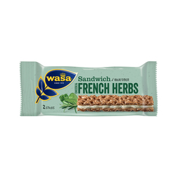 Wasa Sandwich Ost & Franska Örter