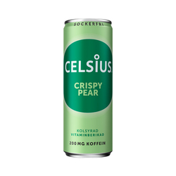Celsius Crispy Pear