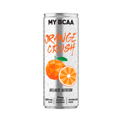 Wellness Nutrition My BCAA, Orange Crush