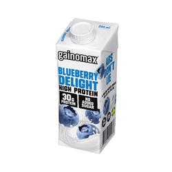 Gainomax High Protein Drink, Blueberry