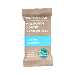 The Protein Kitchen Protein Bar, Coconut & Almonds