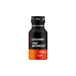 Nutramino PreWorkout Shot Orange