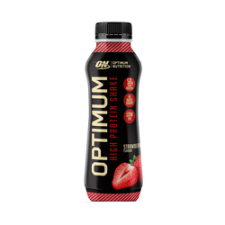 Optimum Nutrition High Protein Shake, Strawberry