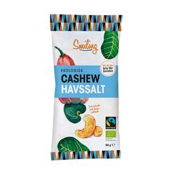 Smiling Cashew, Havssalt