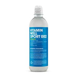 Vitamin Well Sport 002, Lemon/Lime (sockerfri)