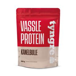 Tyngre Protein Vassle, Kanelbulle