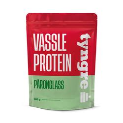Tyngre Protein Vassle, Päronglass
