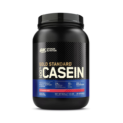 Optimum Nutrition 100% Casein Gold Standard, Strawberry Delight