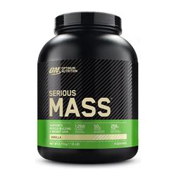 Optimum Nutrition Serious Mass, Vanilla