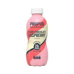 NJIE ProPud Milkshake White Chocolate & Raspberry