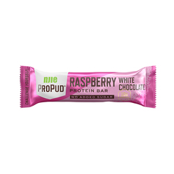 NJIE ProPud Proteinbar Raspberry White Chocolate