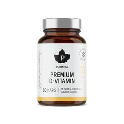 Pureness Premium D-Vitamin