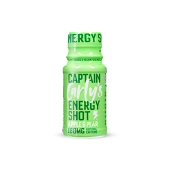 Carly's Natural Energy Shot Apple Pear