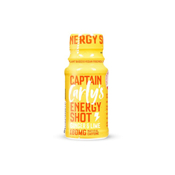 Carly's Natural Energy Shot Ginger Lime