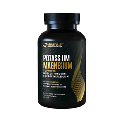 Self Omninutrition Potassium Magnesium