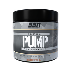 Svensk Sport Nutrition Alpha Gamechanger Pump, Sour Cola