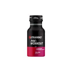 Nutramino Pre Workout Shot, Berries