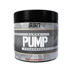 Svensk Sport Nutrition Alpha Gamechanger Pump, Sour Raspberry