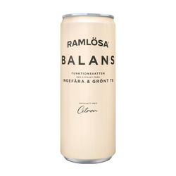 Ramlösa Funktionsvatten Balans, Citron