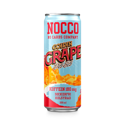 Nocco BCAA Golden Grape Del Sol