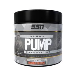 Svensk Sport Nutrition Alpha Gamechanger Pump, Mango/Orange