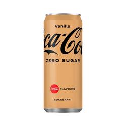 Coca-Cola Company Coca-Cola Vanilla ZERO
