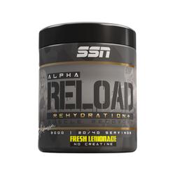 Svensk Sport Nutrition Alpha Gamechanger Reload, Fresh Lemonade