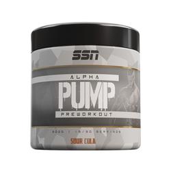 Svensk Sport Nutrition Alpha Gamechanger Pump, Sour Cola