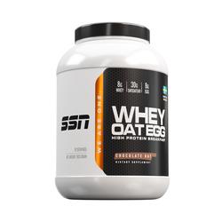 Svensk Sport Nutrition Whey Oat Egg Chocolate Oat