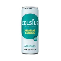 Celsius Ananas Kokos