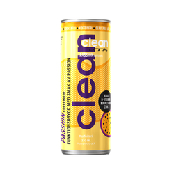 Clean Drink BCAA Passion KOFFEINFRI