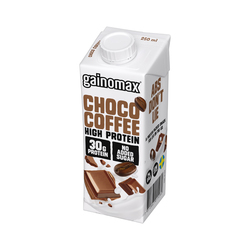 Gainomax High Protein Drink, Choco-Coffee