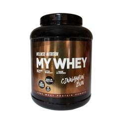 Wellness Nutrition My Whey, Cinnamon Bun