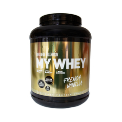 Wellness Nutrition My Whey, French Vanilla
