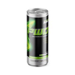 Svensk Sport Nutrition PWO energy drink, Power Pear