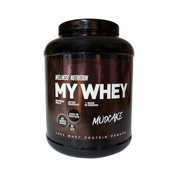 Wellness Nutrition My Whey, Mudcake